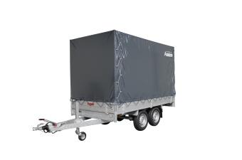 Anssems PSX-S med kapell 180 cm 2500 kg 305x153 cm