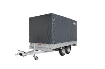 Anssems PSX-S med kapell 210 cm 3000 kg 325x178 cm