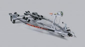 Respo Båttrailer Multiroller