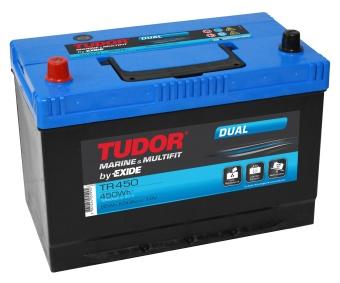 Tudor Marin Dual Batteri, 95Ah
