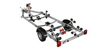 Variant Superrullar 1800 BB - 1800 kg - 730x200 cm