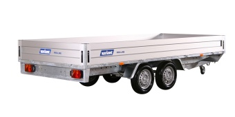 Variant 2018 P4 - 2000kg - 415x175x35cm