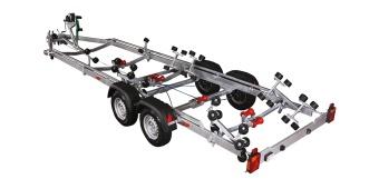 Variant Superrullar 3502 BB - 3500 kg - 927x220 cm
