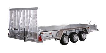 Variant Bil/Maskinsläp 3520 M5 - 3500 kg 460x198x29 cm