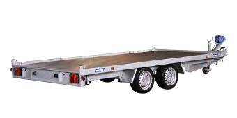 Variant plattformssläp 3521 L4 3500 kg 420x204x4 cm