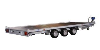 Variant plattformssläp 3522 L5 3500 kg 517x219x4 3 axlar