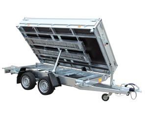 Hapert Cobalt HM-2 - Multi - BL - förhöjningssidor 70 cm - 3500 kg - 405x200 cm