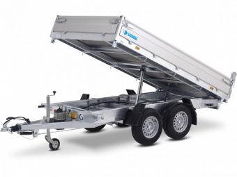 Hapert Cobalt HM-2 - Multi - BL - förhöjningssidor 70 cm - 3500 kg - 335x200 cm