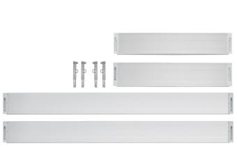 Förhöjningssidor paket till Hapert Basic 260x134 cm