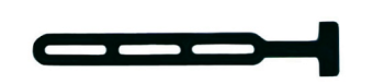 Kapellstropp T-stege, L=285 mm