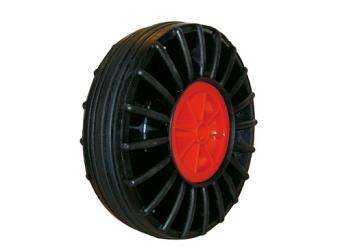 Massivgummihjul 250x60 - iØ 20/75 mm