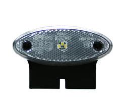 Variant LED positionslampa RADEX 929/1-L med plastfäste