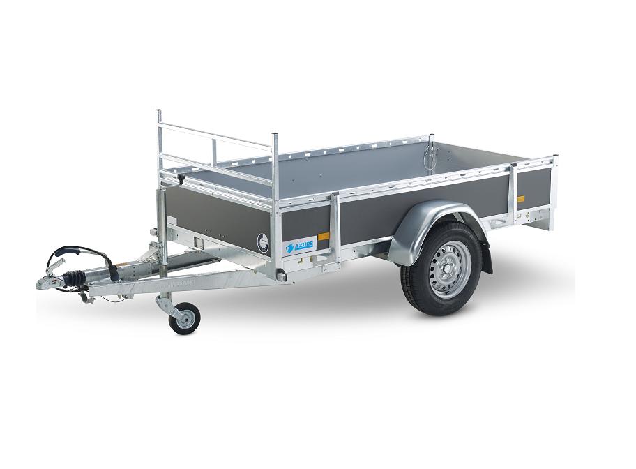 Hapert Azure L1 - 750 - 200x110 - Standard aluminium lämmar 30 cm