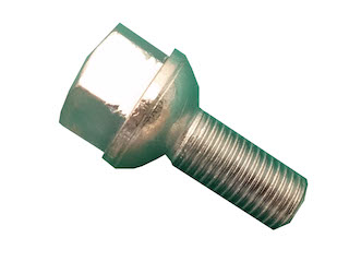 Wheel bolt M12x1,5-8.8, Spherical