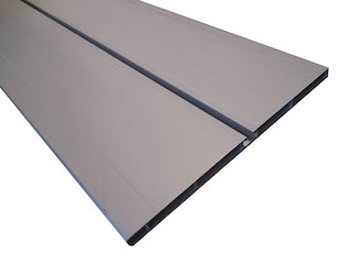 Frontwall Azure L, 150X30 cm