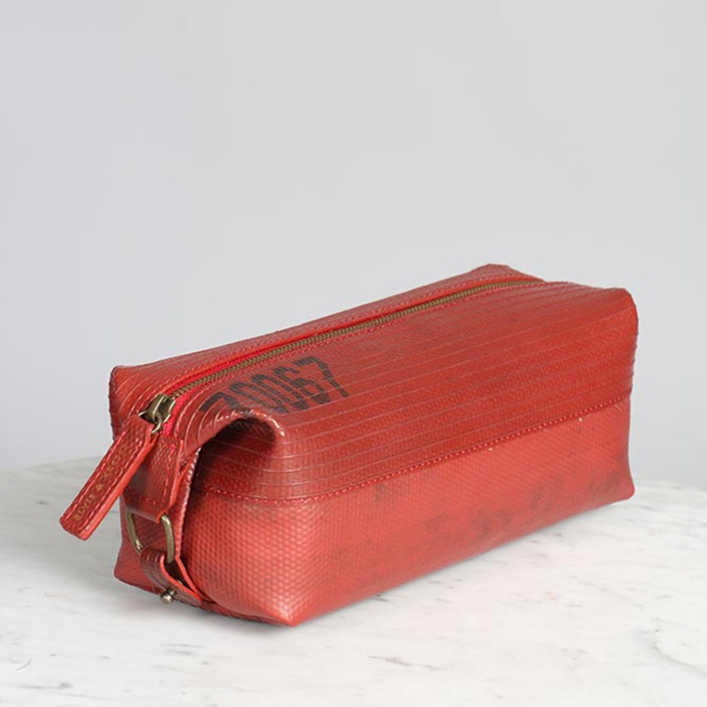 Washbag Medium - Red