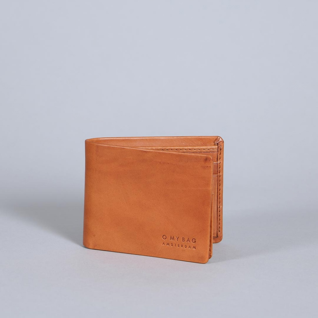 Joshua's Wallet - Camel