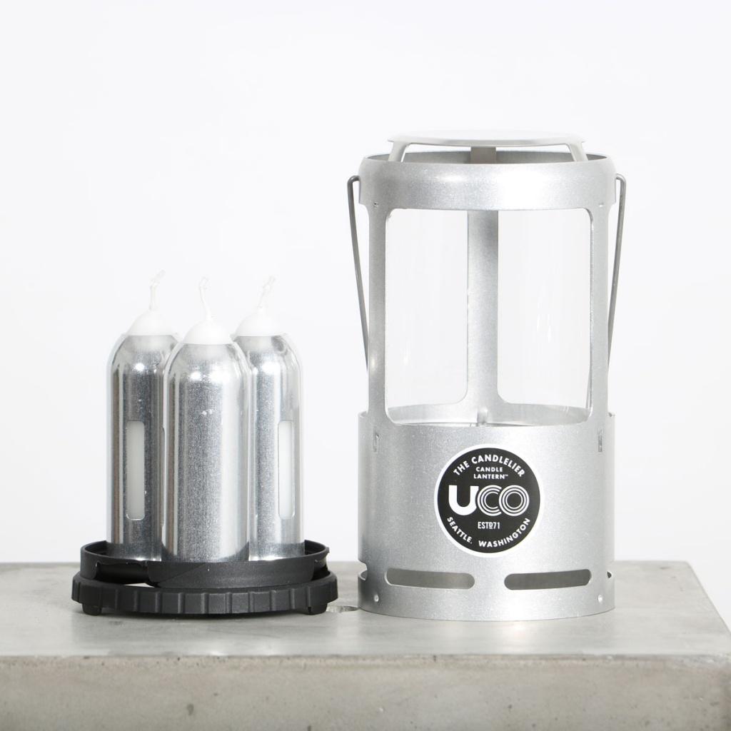 Candlelier Lantern Aluminium - UCO