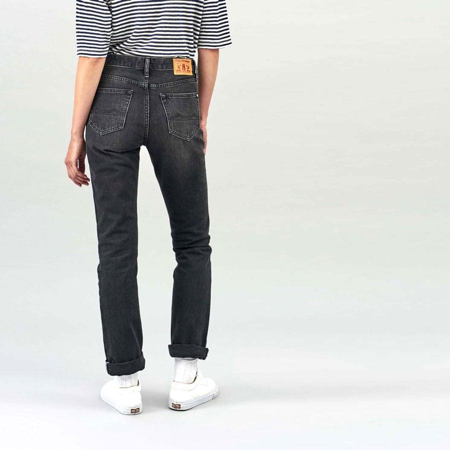 koi dam jeans stockholm sverige gots certifierade