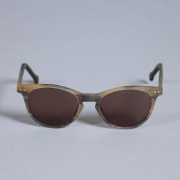 Berlin Brown Horn - Monkeyglasses