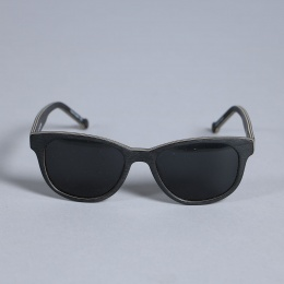 Jensen Black Plywood - Monkeyglasses