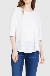 Billie Linen T-Shirt - KOI