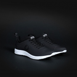 California Sneaker Black - Ecoalf