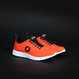 California Sneaker Orange - Ecoalf