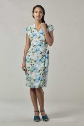 Pansey Dress - Komodo