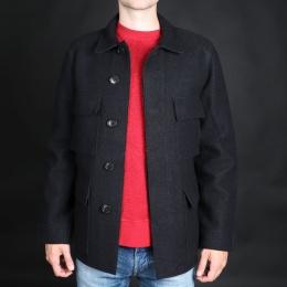 Harrison EcoWool Jacket - Black