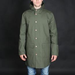 Owen Rain Jacket - Military