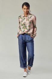 Lule Tropical Shirt - Komodo