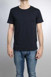 Marinblå T-shirt Regular Fit