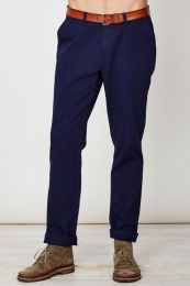 Chinos Jacob Navy - Thought