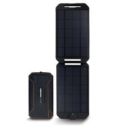 Extreme Solcellsladdare 12,000 mAh - Powertraveller
