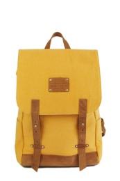 Mau´s Backpack Mustard - O My Bag