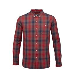 Yarndyed Checked Shirt - KCA