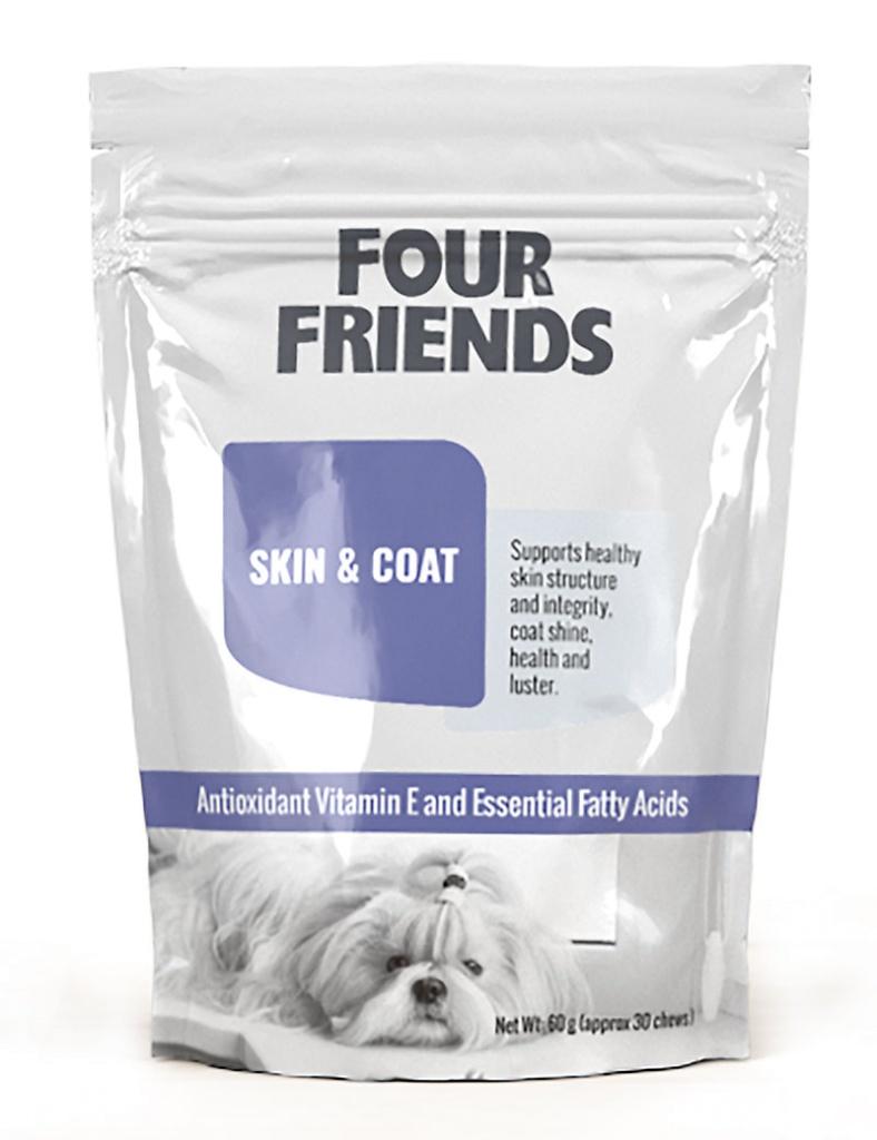 FourFriends Skin & Coat