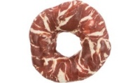 Denta Fun Marbled Beef Chewing Ring. bulk, ø 10 cm, 110 g