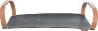 Hammock för hyllor, filt, 56 × 36 cm, antracit