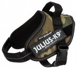 Julius-K9® IDC sele, camouflage