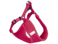 Sele Nylon - Mesh Reflect - 20mm Bröst:54cm Midja:58-69cm - L - Röd