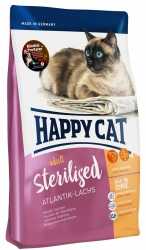 HappyCat Adult sterilised, lax, 300 g