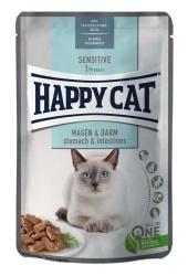 HappyCat våt/sås, Stomach, 85 g