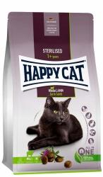 HappyCat Adult sterilised, lamm