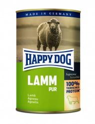HappyDog konserv, GrainFree, 100% lamm 400 g