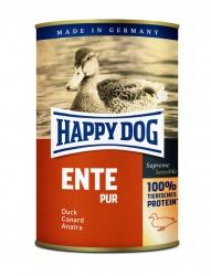 HappyDog konserv, GrainFree, 100% anka 400 g