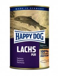 HappyDog konserv, GrainFree, 100% lax 375 g