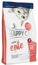 HappyCat Sens.Singelprot. anka, 300 g
