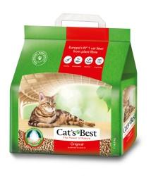 Cat's Best Original 10 L/4,3 kg, klumpbildande